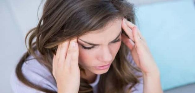 أعراض شد أعصاب الرأس