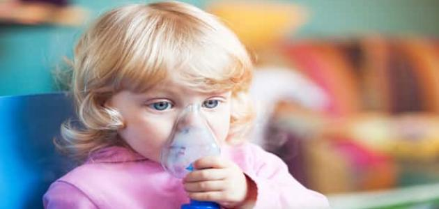 أعراض الربو عند الأطفال