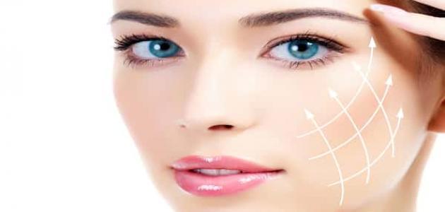 طرق علاج ترهل الوجه بالأعشاب