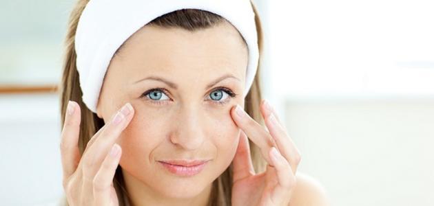 طرق علاج ترهل الوجه