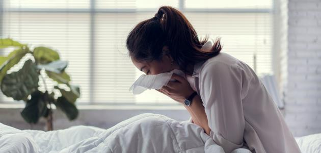 أسباب التهاب الرئة