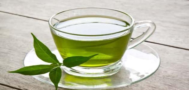 أضرار الشاي الأخضر