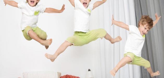 أسباب وعلاج فرط الحركة وتشتت الانتباه عند الأطفال