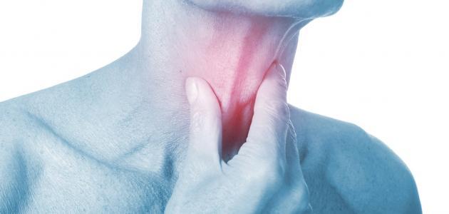 أسباب التهاب الحلق