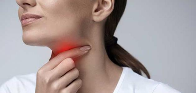 أسباب التهاب الحنجرة