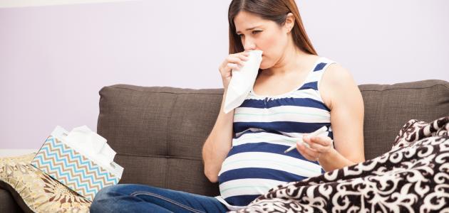 طرق علاج الإنفلونزا للحامل