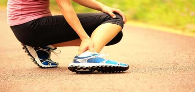 أسباب تقلص العضلات