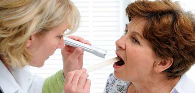 أعراض التهاب اللوزتين