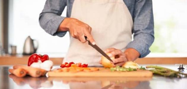 شروط تعلم فن الطبخ