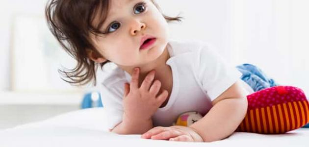أعراض إسهال الأطفال