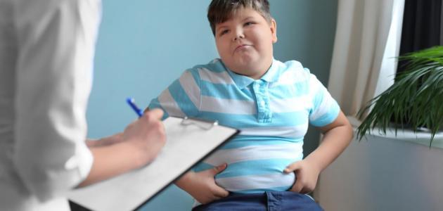 طرق-علاج-السمنة-عند-الأطفال/