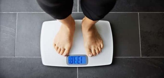 كيفية الحصول على الوزن المثالي