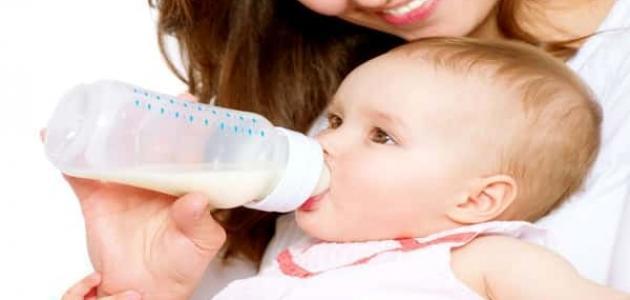 أضرار الرضاعة الصناعية