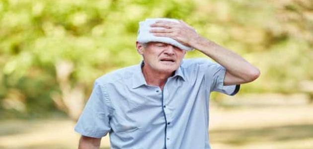 طرق علاج الحرارة الداخلية للجسم