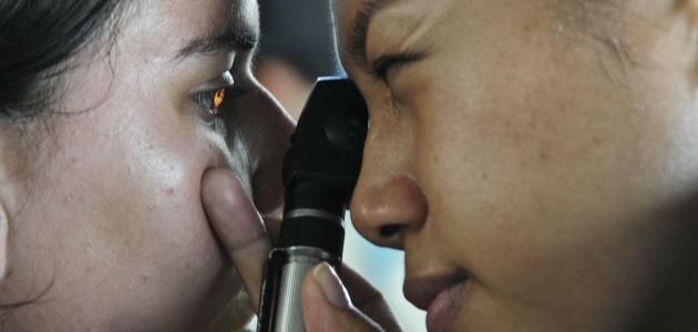 طرق علاج مرض العمى
