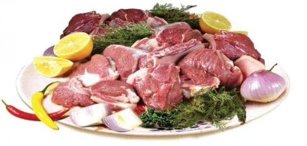 فوائد لحم الحاشي