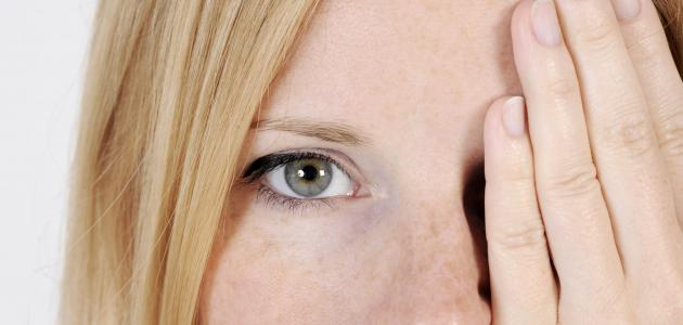 معلومات عن العمى المفاجئ
