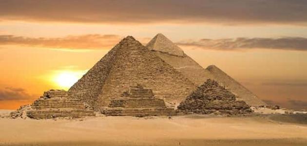 معلومات عن آثار مصر