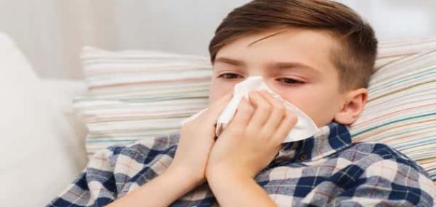 أعراض نزلات البرد