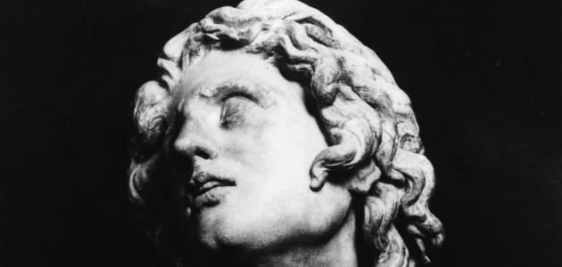 من هو الإسكندر الأكبر