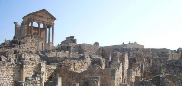 تاريخ الحضارة القبصية