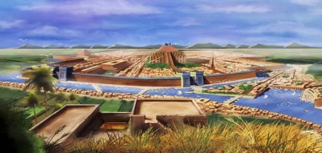 الحضارات-القديمة-في-العراق/