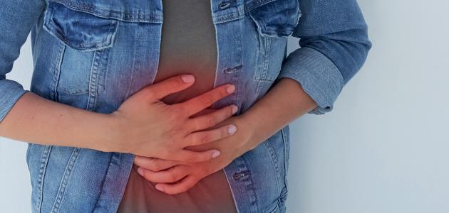 أعراض المغص المعوي
