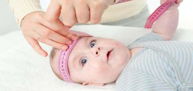 معلومات عن اليافوخ عند الأطفال
