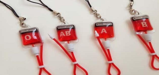 معلومات عن فصيلة الدم A