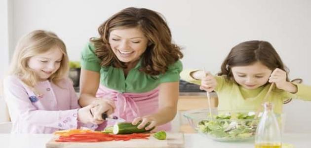 أطعمة تزيد الذكاء عند الأطفال