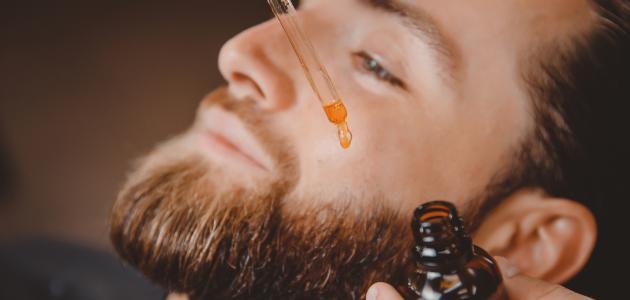 طريقة تكثيف شعر الشارب - سطور