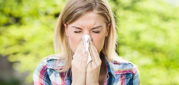طرق علاج الحساسية بالأعشاب