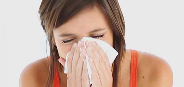 طرق علاج الزكام بالأعشاب