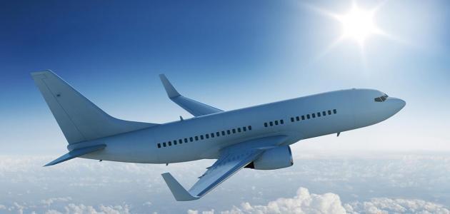 ما هي أنواع الطائرات سطور