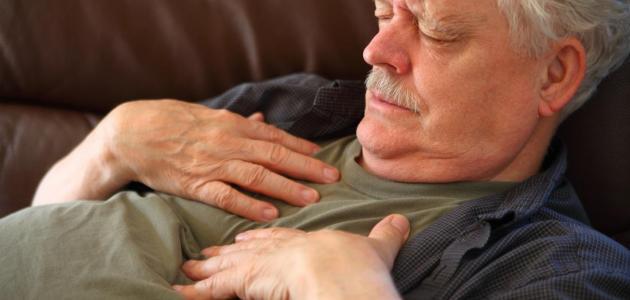 علاج صعوبة التنفس