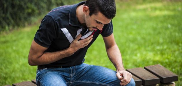 أسباب سرعة التنفس
