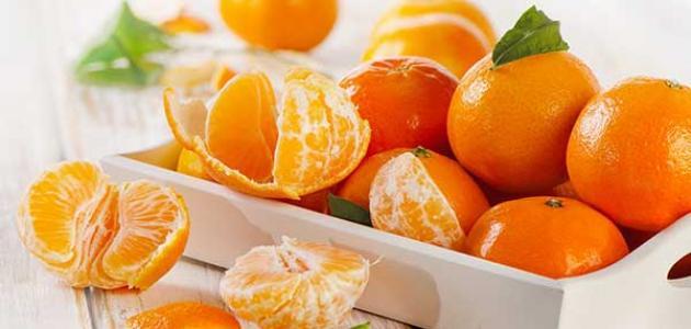 فوائد فاكهة اليوسفي - سطور