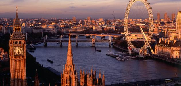 أماكن سياحية في لندن