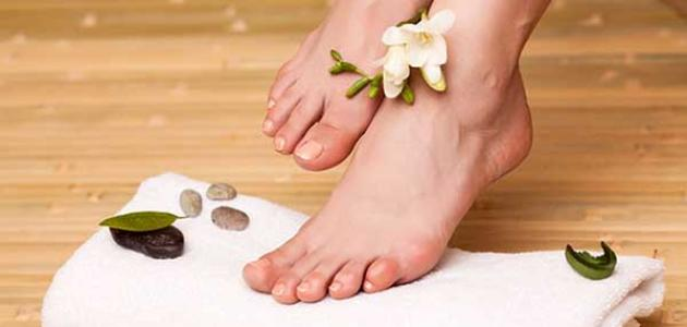 طرق علاج تورم القدمين
