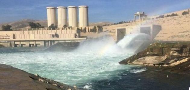 معلومات عن سد الموصل