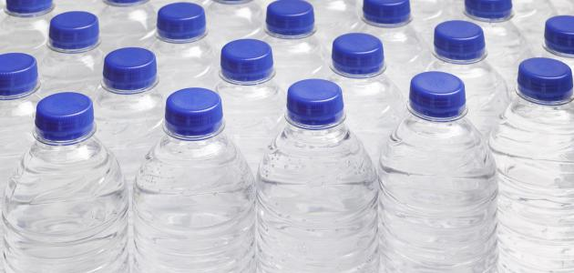 فوائد المياه المعدنية