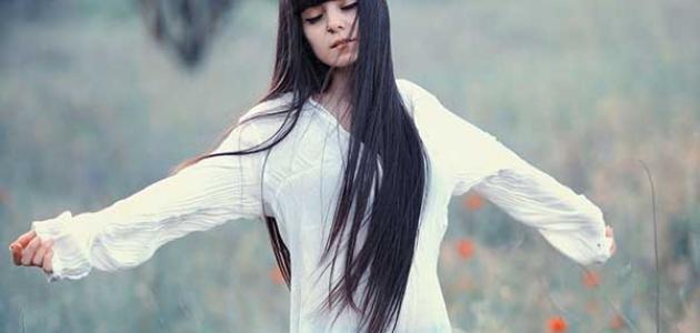 طرق تطويل الشعر في أسبوع