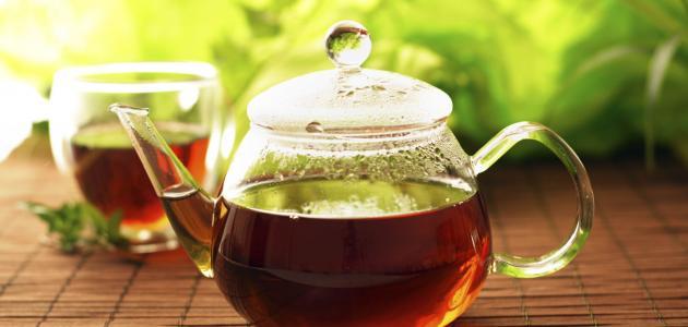 فوائد-الشاي-للشعر/