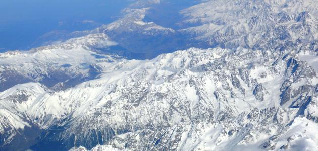 معلومات عن جبال القوقاز