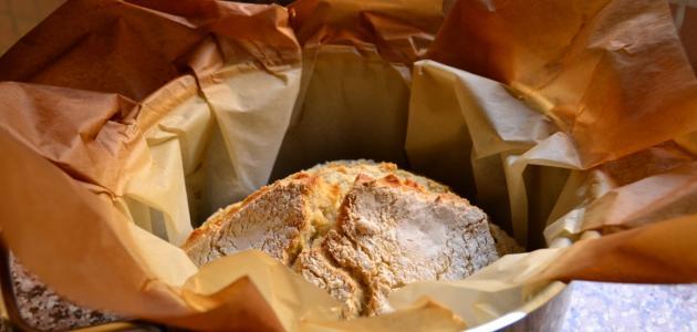 معلومات عن ورق الخبز