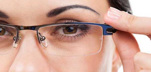 أمراض العيون وعلاجها بالأعشاب