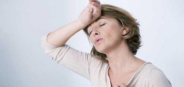 أعراض سن اليأس المبكر