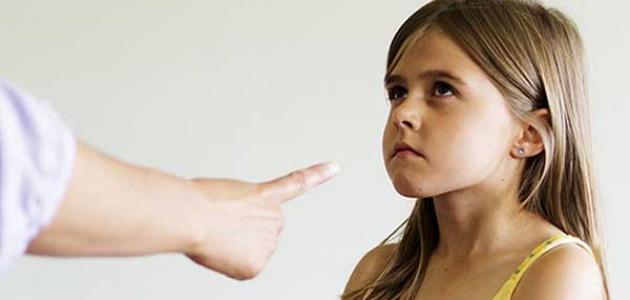 كيفية التعامل مع الطفل العصبي