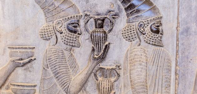 معلومات عن الحضارة الفارسية - سطور