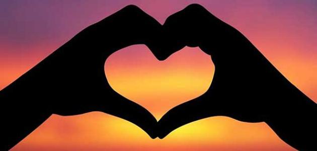 ما معنى الحب